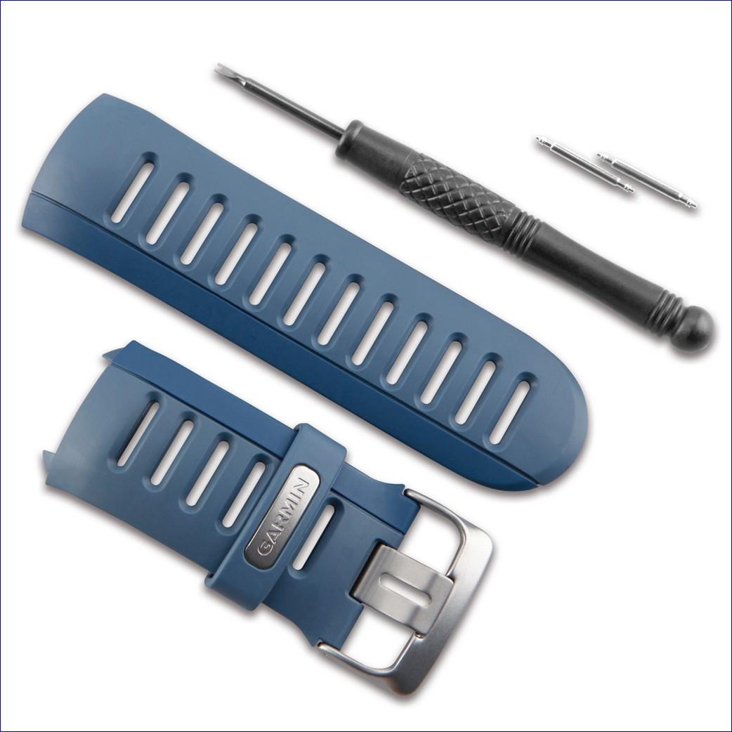 Řemínek náhradní pro Forerunner 405CX (modrý)