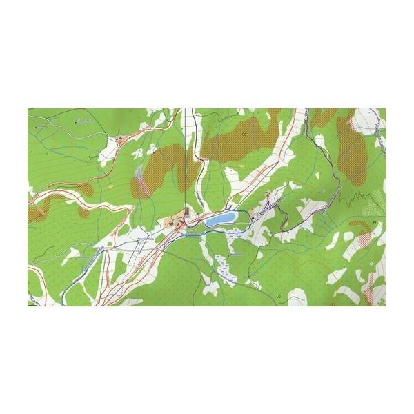 Garmin - turistická mapa TOPO Germany v8 PRO (Německo)