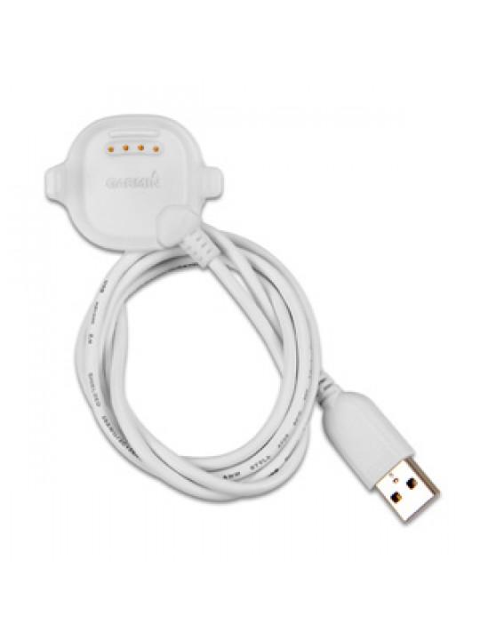 Kabel datový a napájecí USB s kolébkou pro Forerunner 10/15 ( vel. S )
