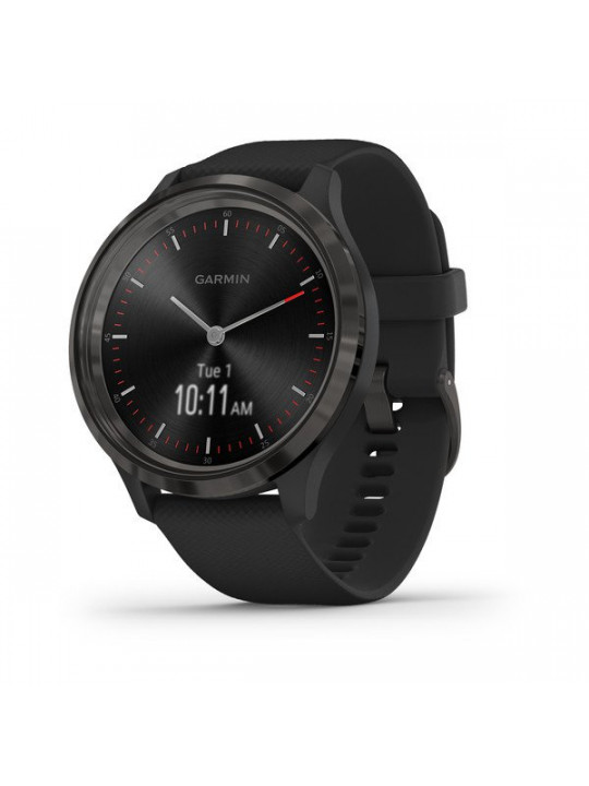 Garmin vivomove3 Sport, Slate/Black Band
