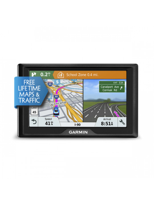 Garmin Drive 51S Lifetime Europe20