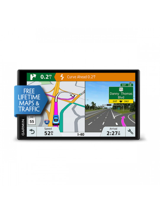 Garmin DriveSmart 65T-D WIFI Europe45