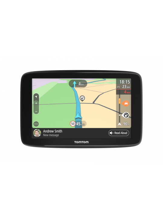 "TomTom GO Basic 6"" EU45 LIFETIME"