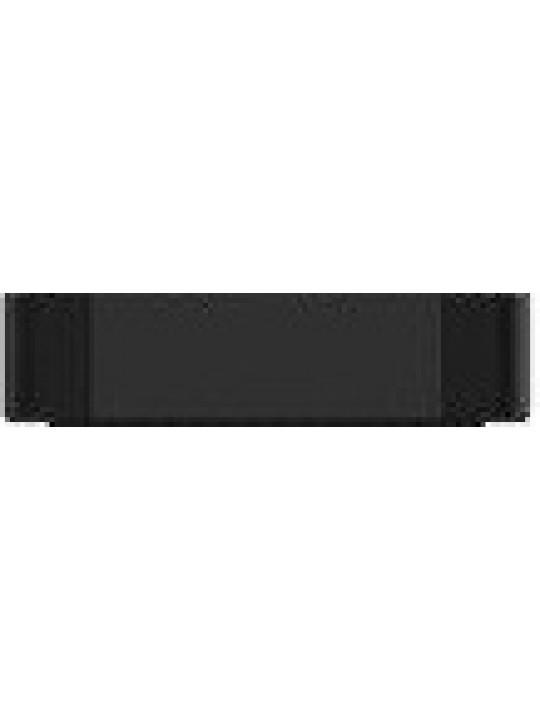 Garmin keeper - černá silikonová poutka k řemínku pro fenix5, 2ks
