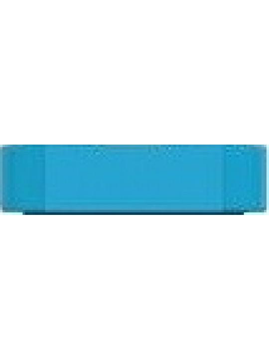 Garmin keeper - modrá silikonová poutka k řemínku pro fenix5