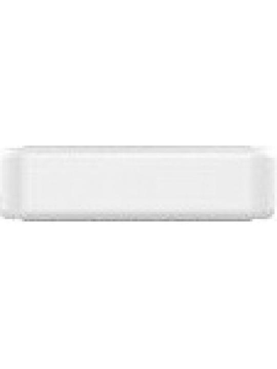 Garmin keeper - bílé silikonové poutko k řemínku pro fenix5S