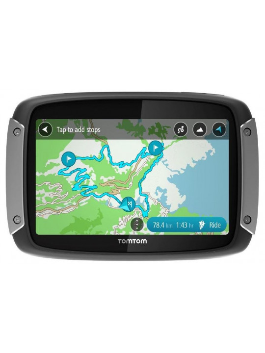 TomTom Rider 500 Europe Lifetime