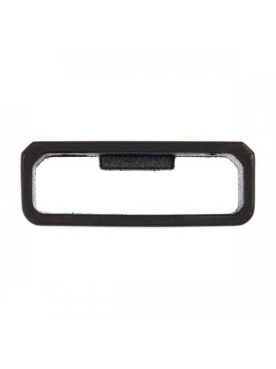 Garmin keeper - černé poutko k řemínku pro vivosmart Optic