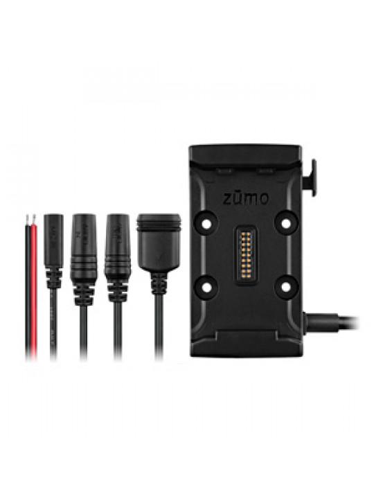 Držák - jednotka s napájecím kabelem pro zümo 590/595