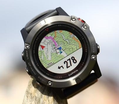 Garmin fēnix5x Optic