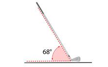 Shaft Angle